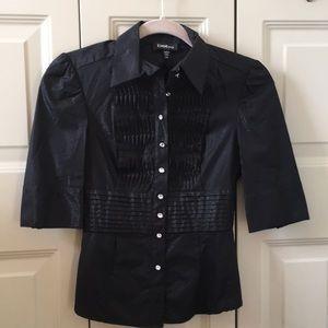 Bebe XXS dressy shirt